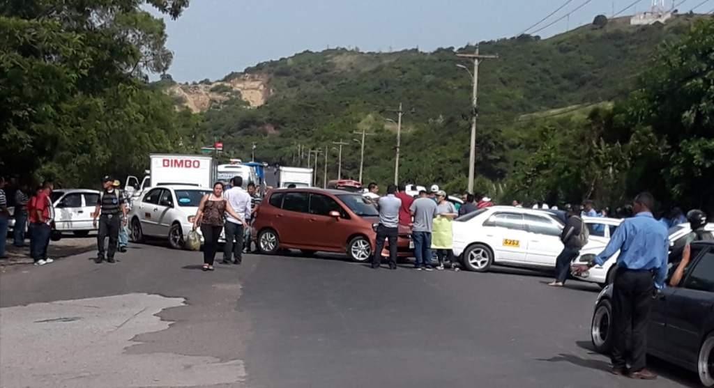 Honduras se paraliza por una huelga general de transporte