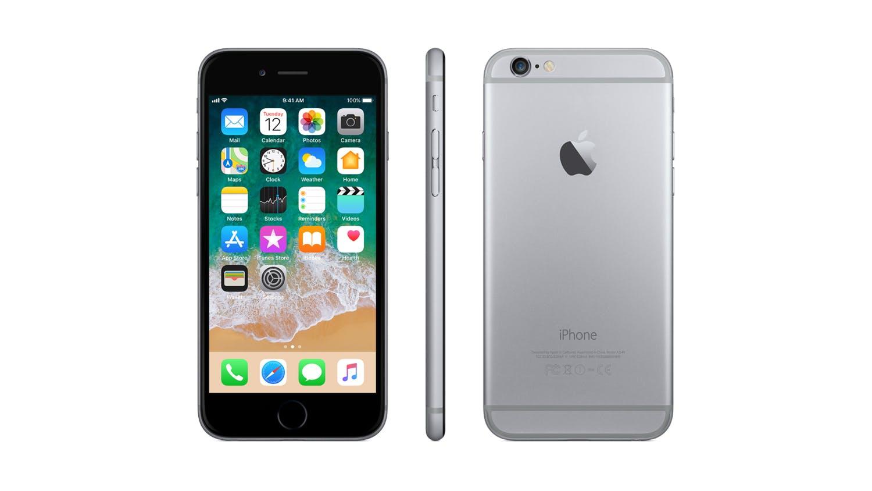 El iPhone 6 tiene más probabilidad de dañarse que otros móviles