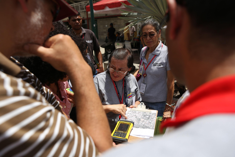 Inician censo poblacional en urbanismos de la Gran Misión Vivienda Venezuela