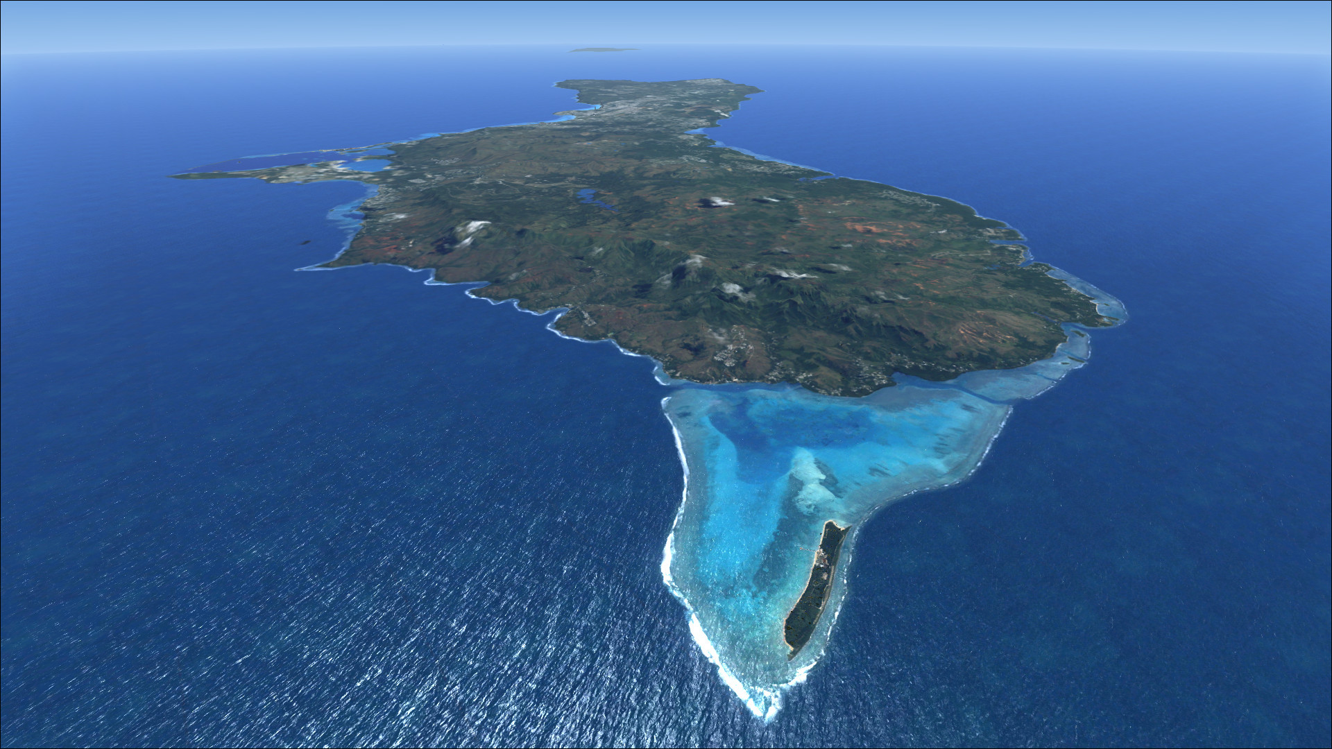 Serpiente arbórea marrón acaba con la Isla Guam