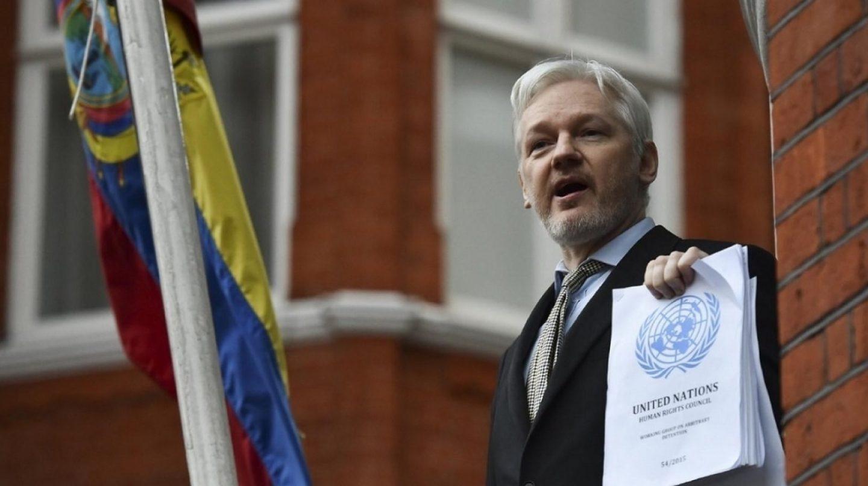 ¿Prepara Lenin Moreno una jugada en torno al caso Assange?