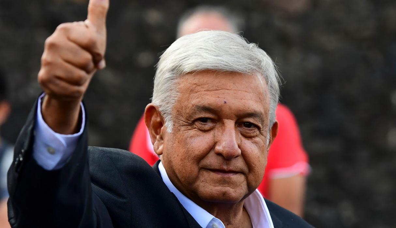 El reto histórico de México y López Obrador