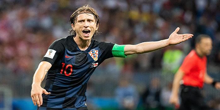 """Luka Modric podría ser condenado a cinco años de prisión por """"falso testimonio"""""""