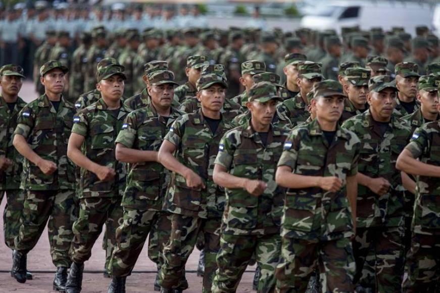 "Ejército de Nicaragua desmiente ""campaña calumniosa"" sobre intervención en protestas"