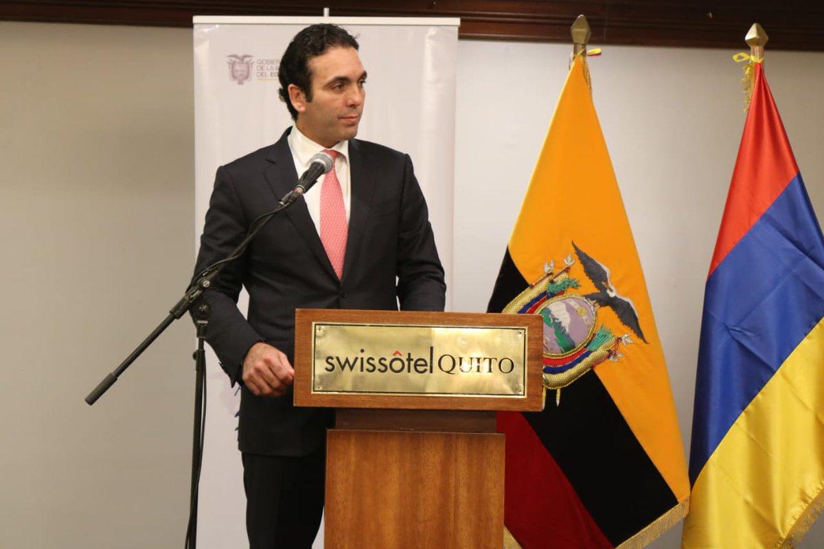 Ecuador quiere ser miembro asociado de la conservadora Alianza del Pacífico