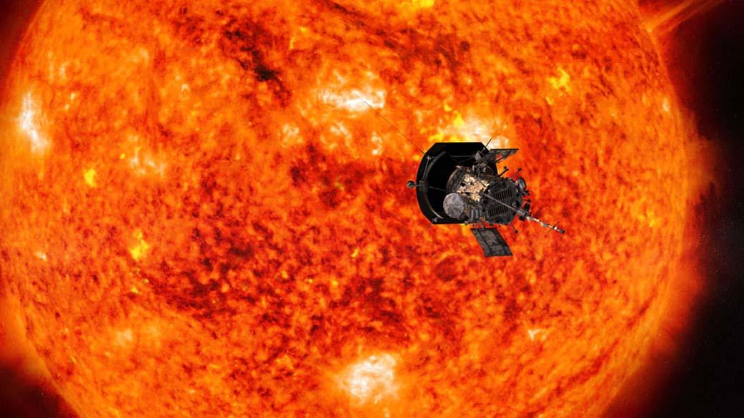 Parker Solar Probe: la nave espacial que casi tocará el Sol
