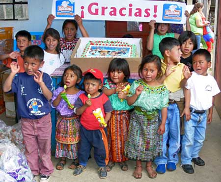 Reportan 25 niños muertos por desnutrición en Guatemala