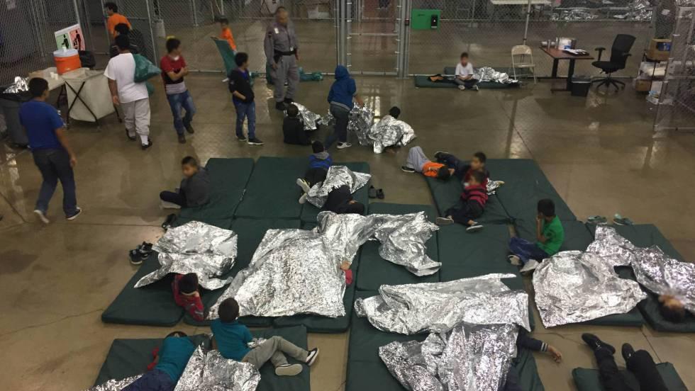 Niños migrantes son sometidos a la privación forzada del sueño en EE. UU.