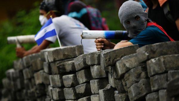 Washington y la CIDH «instan» a Nicaragua a evitar una «ofensiva» en Masaya