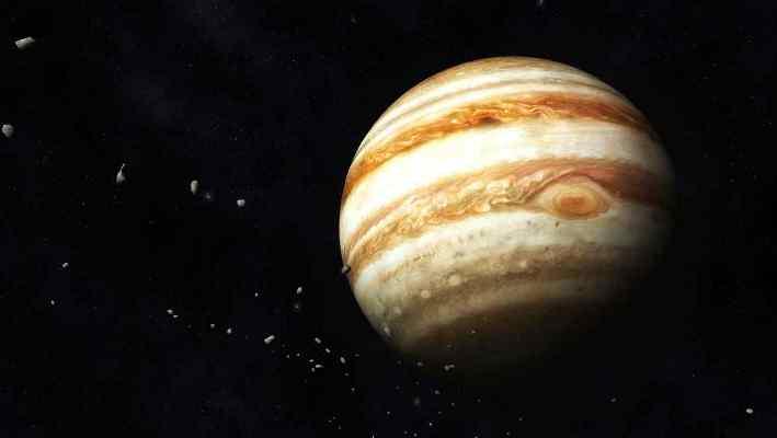 NASA prepara la primera misión espacial para estudiar los asteroides troyanos de Júpiter