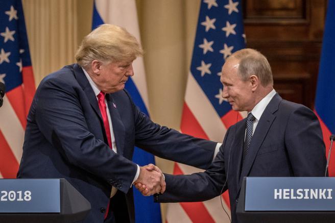 Las frases claves de la fría cumbre Putin-Trump