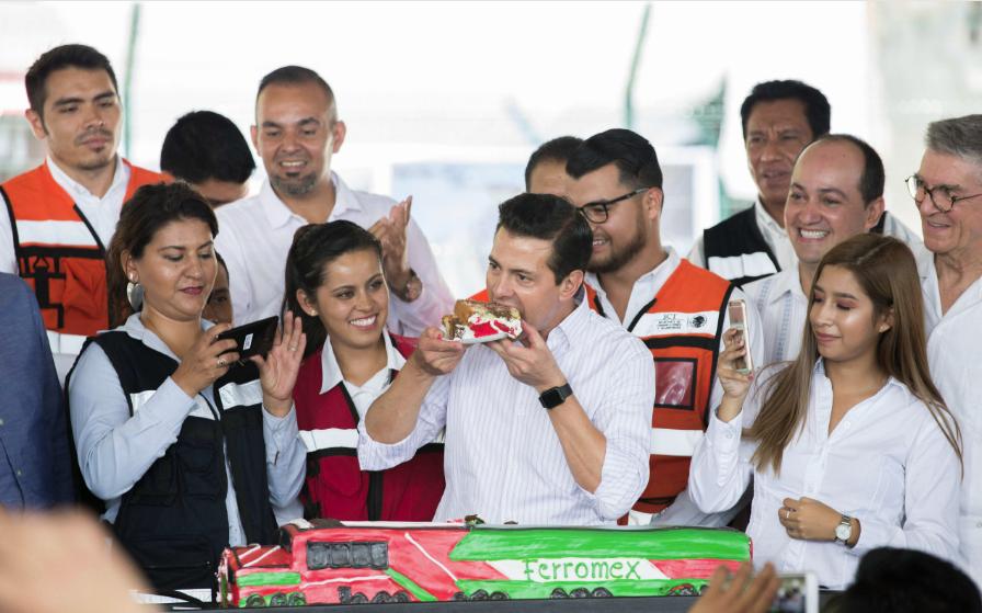 Peña Nieto gobernará hasta el último día de su mandato presidencial