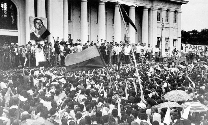 Nicaragua celebra 39º aniversario de Revolución Sandinista