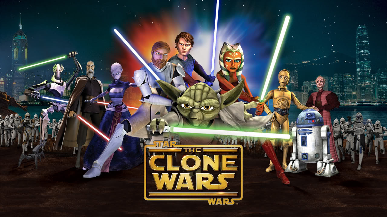 Disney revivirá serie Star Wars Clone Wars (+Video)
