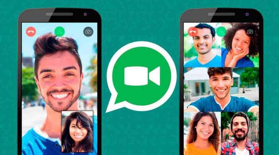 ¡Entérate! Ya puedes realizar llamadas y videollamadas grupales por WhatsApp