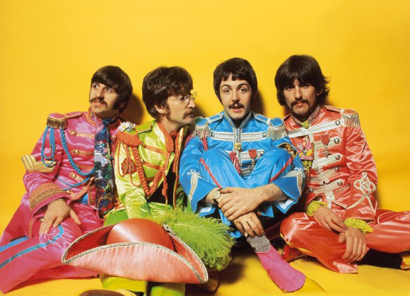 "The Beatles y su ""All You Need Is Love"" se convertirán en libros para niños"