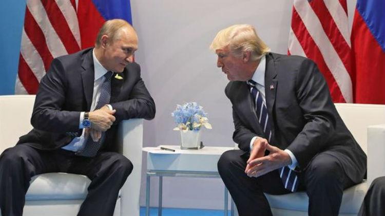 Todo listo para la esperada cumbre entre Trump y Putin
