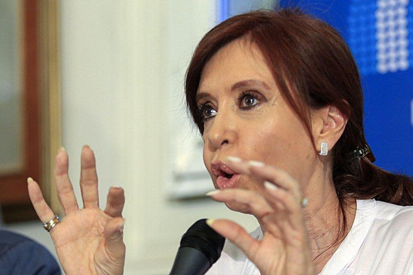 Cristina Fernández fue citada a declaración indagatoria
