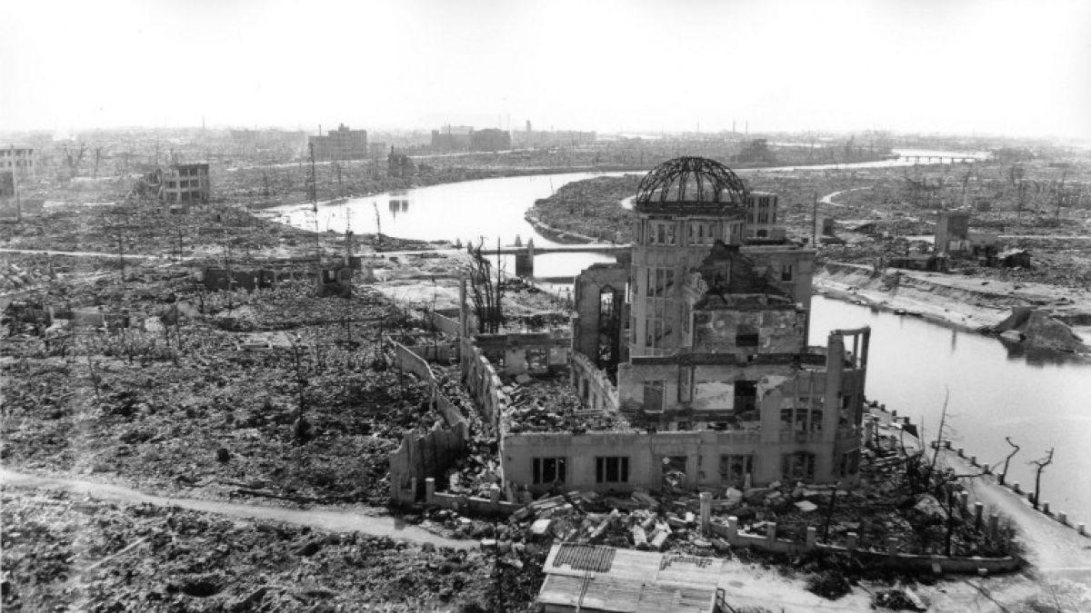 (+Video) Recrean en realidad virtual ataque nuclear de Hiroshima