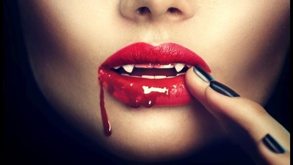 ¡Instinto vampiresco! Revelan que el olor a sangre despierta el apetito