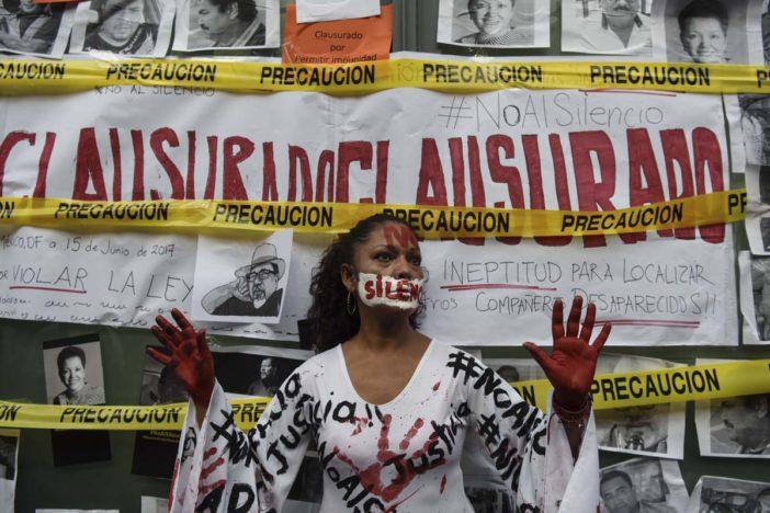 México: Otro periodista es asesinado víctima de la violencia