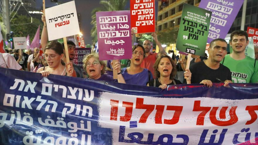 Israel en disputa: La guerra ideológica entre laicos y ortodoxos