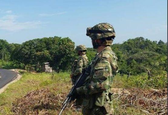Militar venezolano muere por mina antipersonal en la frontera con Colombia