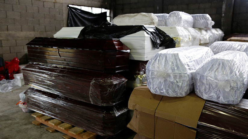 China causa revuelo por reforma funeraria verde