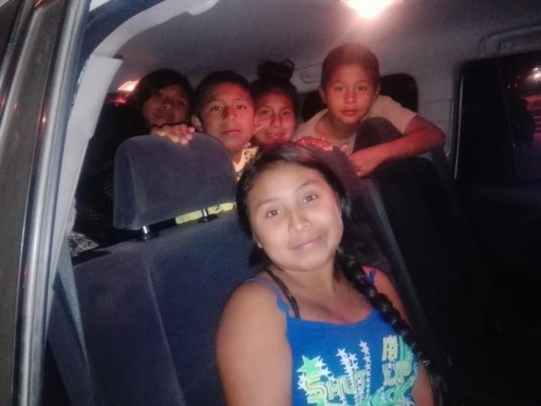 Liberados niños indígenas colombianos que eran retenidos por un conflicto territorial