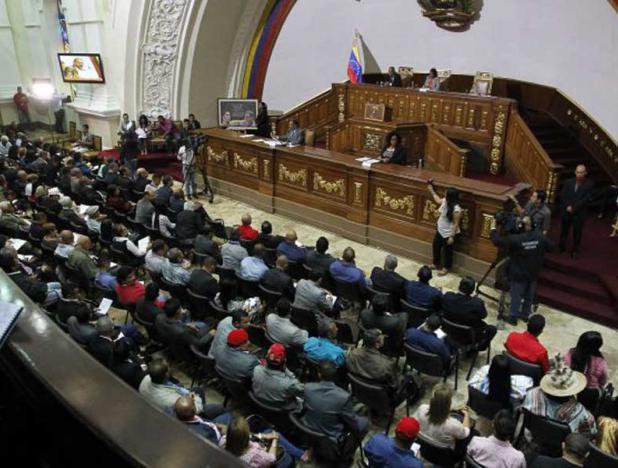 Allanarán inmunidad de parlamentarios involucrados en atentado contra Maduro