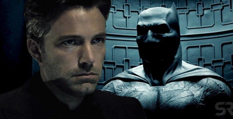 Por su adicción al alcohol, Ben Affleck no podría volver a ser Batman