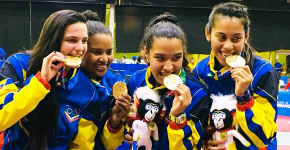 Venezuela ha clasificado 51 atletas para Juegos Olímpicos de la Juventud