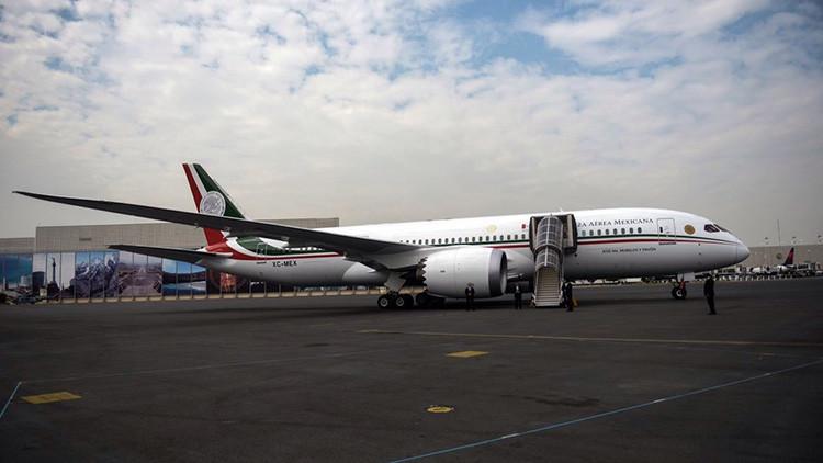 Ofrecen $99 millones para comprar el avión presidencial mexicano y convertirlo en taxi