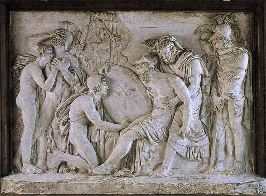 La homosexualidad tenía menos tabúes en las civilizaciones antiguas