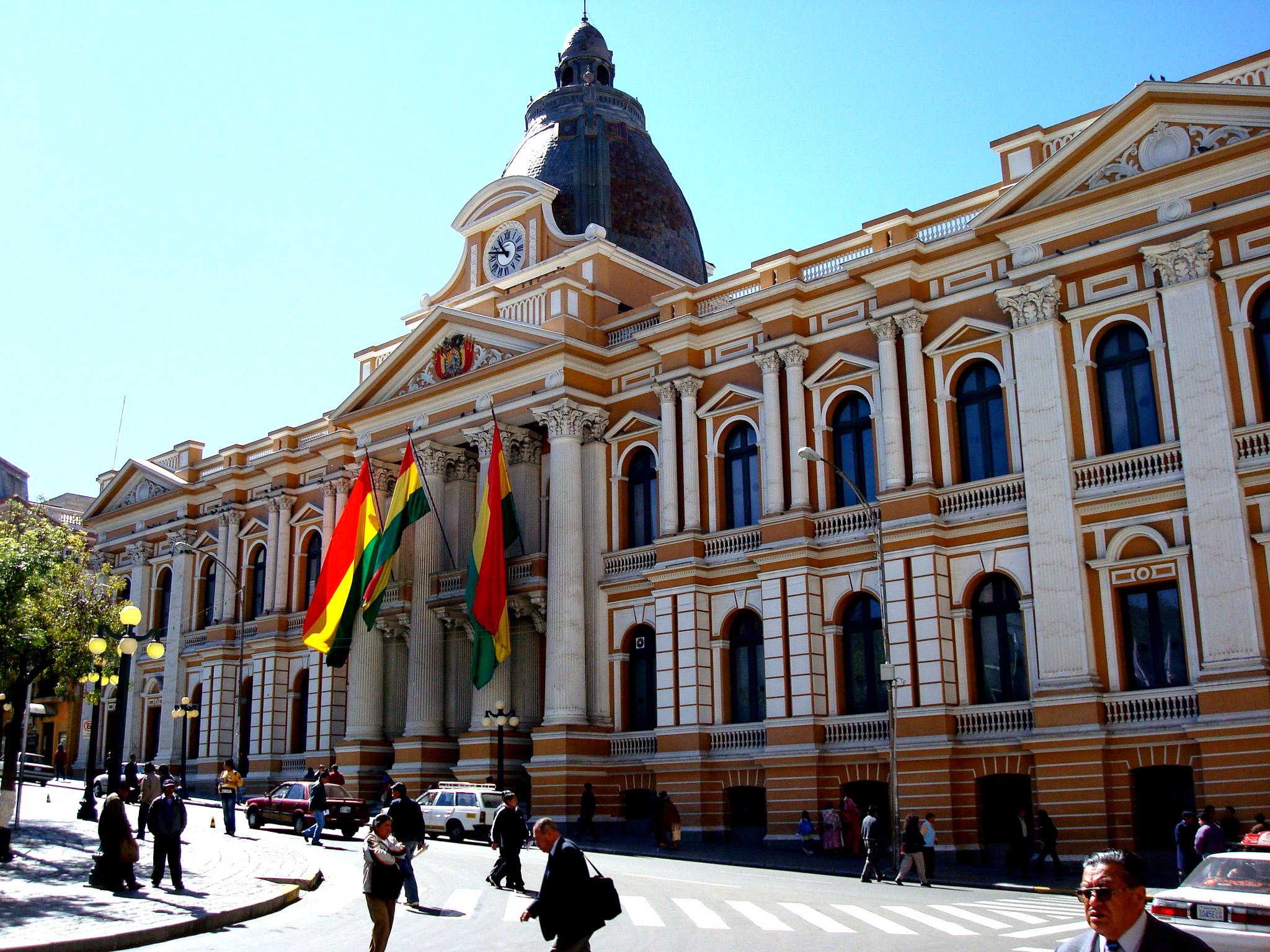 Bolivia ostenta las reservas internacionales más altas de Suramérica