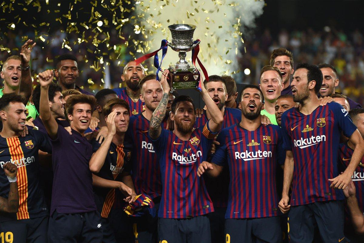 Sin CR7, abre el telón de la 88 edición de la Liga de España