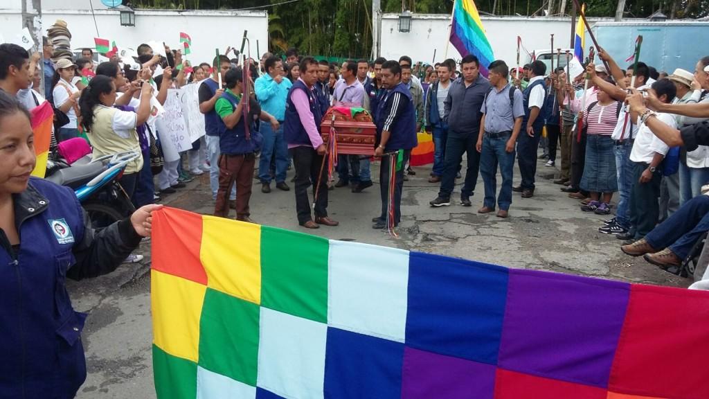 Condenan a dos sujetos por crimen de comunicador indígena en Cauca