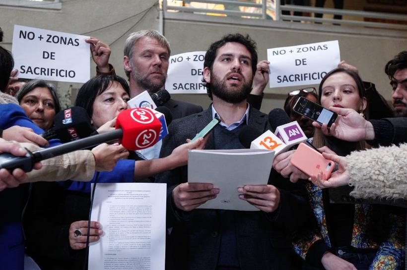 Piden comisión investigadora por fallido plan de descontaminación de Concón, Quintero y Puchuncaví