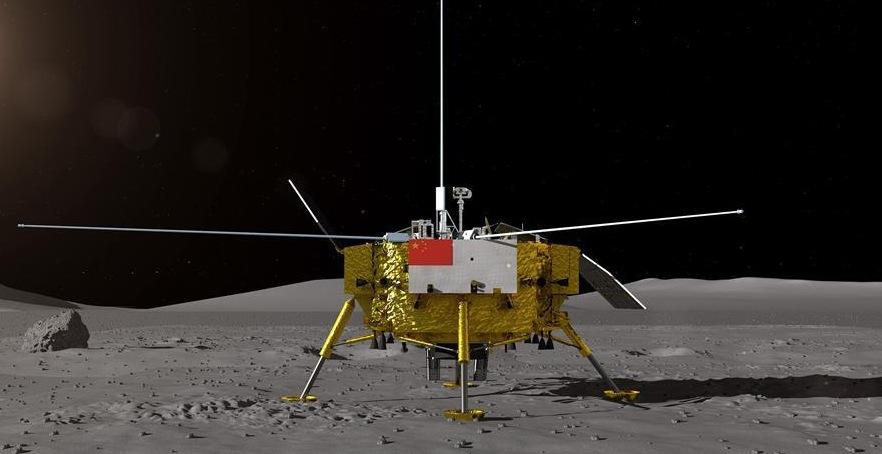 China presentó explorador que llegará este año a la Luna