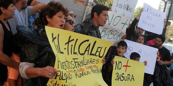 Frente de municipios podría reunir a comunas chilenas afectadas por la contaminación