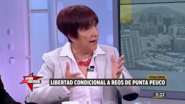 Carmen Hertz denuncia amenazas en su contra tras contundente participación en programa de televisión «Estado Nacional»