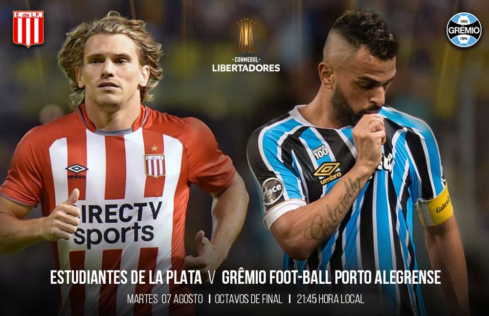 Rueda el balón en los Octavos de Final de la Copa Libertadores