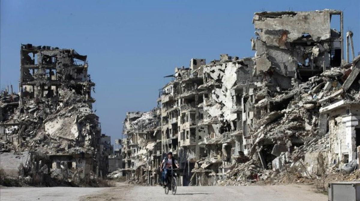 Guerra en Siria ha costado 400 mil millones de dólares en destrucción de bienes materiales