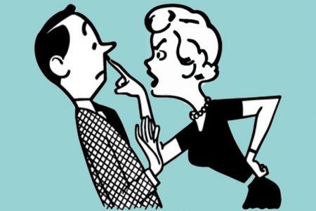 ¿Tienes una esposa regañona? Es bueno para tu salud