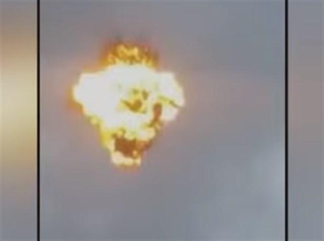 Policía detona un proyecto escolar pensando que era un dron explosivo