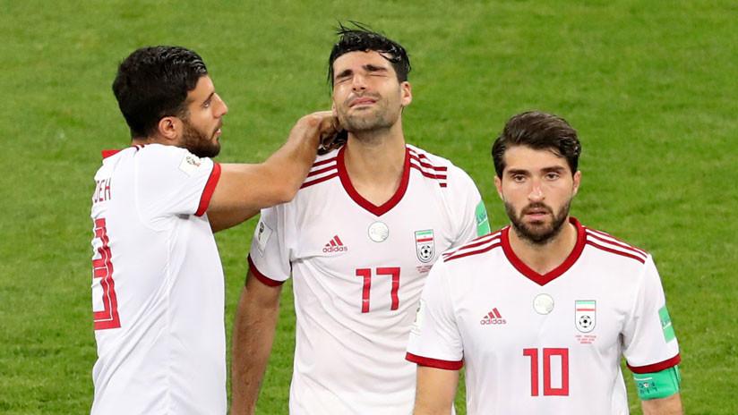 Adidas le dice a la selección de fútbol de Irán: ¡No más uniformes!