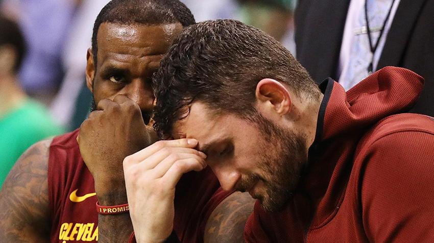 Una epidemia psicológica ataca la salud mental de jugadores de la NBA