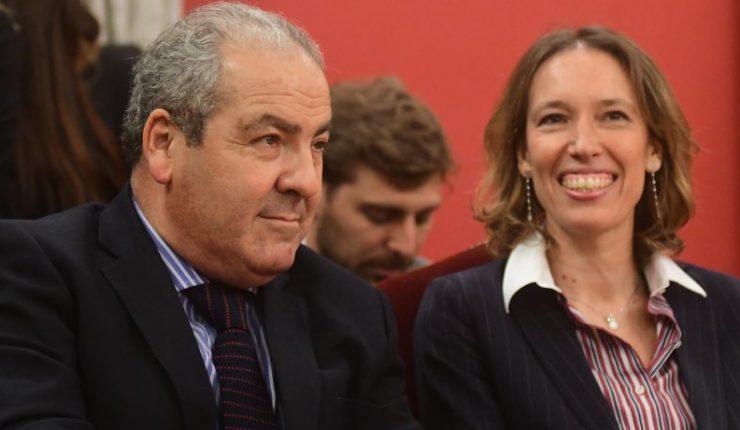 Fuad Chahín dice que designación de Luis Castillo «es un agravio para la Democracia Cristiana»