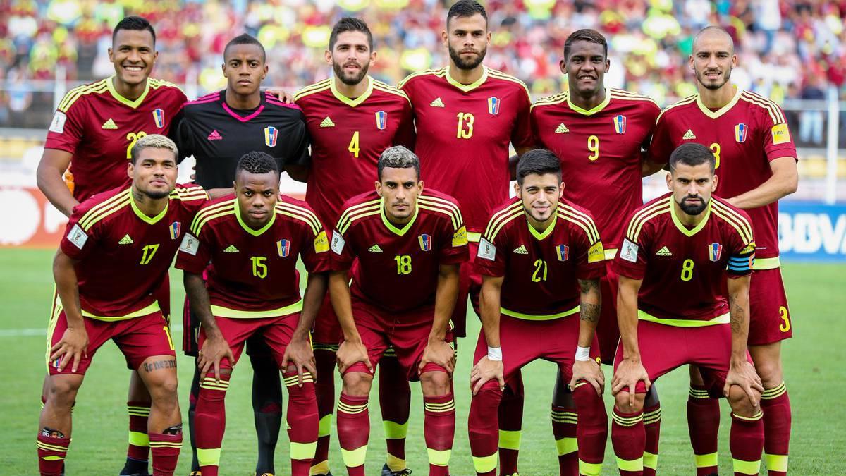 Vinotinto asciende dos puestos en el ranking de la FIFA