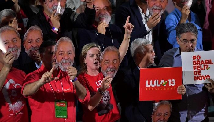 Elecciones en Brasil: Definidos 13 candidatos presidenciales